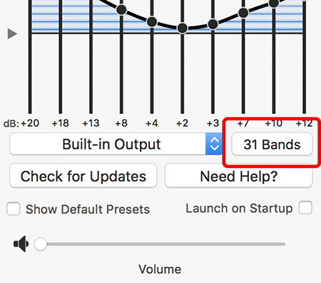 MacにEQを実装して良い感じの音を出してみる!(eqMac2編) - Mac